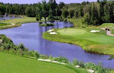 The Ledges Golf Club looks wonderful, but where's the ledge? #GolfCourseOfTheDay I Rock Bottom Golf #rockbottomgolf