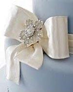 Blue Party, Something Blue, Napkin Rings, Weddings, Home Decor, Decoration Home, Room Decor, Wedding, Home Interior Design