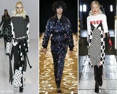Fall/ Winter 2016-2017 Print Trends: Polka Dots
