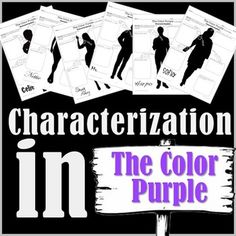 The Color Purple, by Alice Walker, holds many complex characters that it gets difficult for students to take a deeper look at the complexities that they put themselves in. This lesson not only has each student take a deeper look at the characters, but also look into what they value and how they make an impact on other characters.