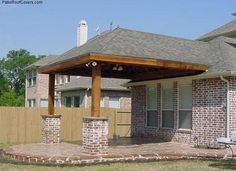 Open Gable Patio Cover Design Building A Gable End Porch