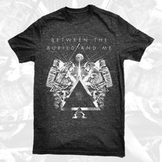 Between the Buried and Me - Merge Shirt