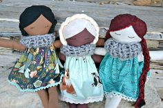 Hey guys!  We've got another great sewing contributor debuting on Crazy Little Projects today. It's Karly from Paisley Roots sharing a doll pattern for you to sew! This project could be…
