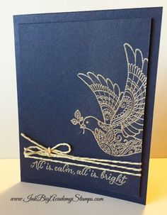 Holiday Catalog Sneak Peek: Dove of Peace