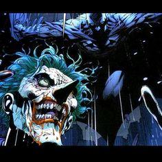 Surprise !!  #baman #joker #dc #dccomics #comics #nerd #geek #art #follow #popular