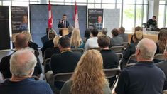 Conestoga College receives nearly $7M to lead national apprenticeship program | CBC News National Apprenticeship, Windsor London, Future Jobs, Prince Edward Island, New Brunswick, Education And Training, Training Programs, College, Federal