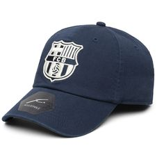4b01a751 Barcelona Legend Unstructured Adjustable Hat – Navy, Your Price: $27.99