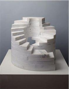 Isamu Noguchi- Slide Mantra 19 5/8 x 22 1/8 x 23 3/4 in. (49.8 x 56.2 x 60.3 cm)