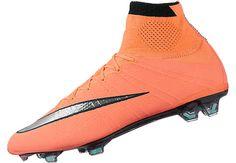 Nike Mercurial Superfly - Mango colorway. New at SoccerPro.