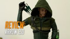 Review: Rise Collectable Toys 1/6 Scale Arrow 2.0 Virtual Reality Videos, Arrow, Scale, Guys, Collection, Weighing Scale, Arrows, Men, Libra