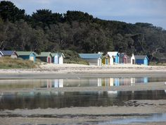 Rosebud West beach Victoria Australia Melbourne Victoria, Victoria Australia, Rose Buds, Mansions, History, House Styles, Beach, Image, Historia
