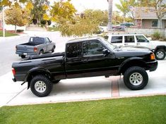 Lifted Ford Ranger | 2001 Ford Ranger Regular Cab - saugus, CA owned by ajfiock Page:1 at ...