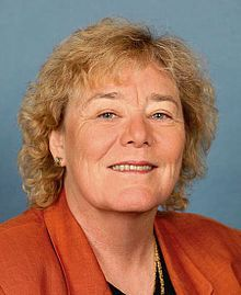 Zoe Lofgren of California votes no to replenish Israel's missile defenses