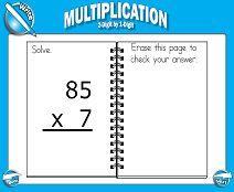 SMART Board Lessons - Multiplication