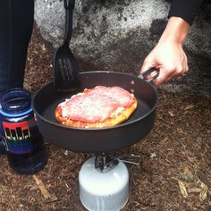Backpacking Meals: Trail Pizza - Seattle Backpackers Magazine