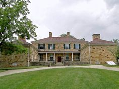 1. The Adena Mansion and Gardens (Chillicothe)