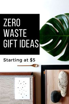 Affordable Eco-Friendly Gift Ideas for all Budgets $5 - $500  Our favorite eco-friendly gift ideas at a variety of price points! These gifts are practical yet still quite personal. Gift the items on their own, or bundle a few together for a lovely gift set. All of these products are chosen with their  ingredients, packaging (or lack of), maker values, and end of life plan  in mind. Plastic-free gift ideas, zero waste gift ideas #zerowastegifts #ecofriendlygifts #ecofriendlygiftideas