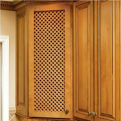 9 Best Cabinets Lattice Doors Images