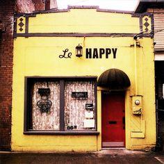 Le Happy.
