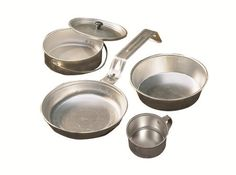 Coleman 2000016402 5PC ALU Mess Kit >>> Read more reviews of the product by visiting the link on the image.