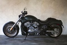 Harley Davidson V rod VRSCB Painted with Pure & Original Classico Chalk paint