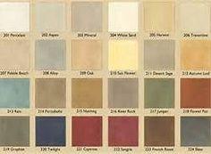 Gentil Tuscan Color Palette   Bing Images