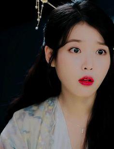 "Timeless Glamour: Inside IU's Hauntingly Beautiful Fashion From ""Hotel Del Luna"" Korean Celebrities, Korean Actors, Celebs, Korean Girl, Asian Girl, Iu Gif, Teen Photography, Iu Fashion, K Idols"