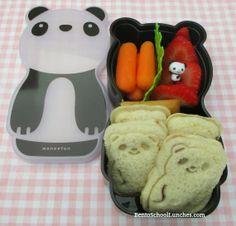 Panda Bento. @CuteZc