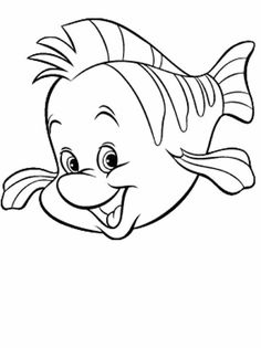The Little Mermaid Coloring pages. Select from 31983 printable Coloring pages of cartoons, animals, nature, Bible and many more. Ariel Coloring Pages, Fish Coloring Page, Disney Princess Coloring Pages, Cartoon Coloring Pages, Free Printable Coloring Pages, Coloring Pages For Kids, Coloring Books, Disney Coloring Pages Printables, Free Coloring