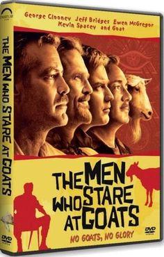 Omul care se holba la capre the men who stare at goats