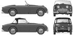 Austin-Healey Sprite Mk.1 Frogeye (1959)