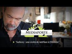 Le journal de BORIS VICTOR : LA CHRONIQUE DU SARKOPHAGE - MediaPorte: «Sarkozy:...