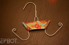 DIY: Shoe/Slipper Hangers