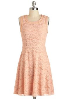 Chain Your World Dress, #ModCloth
