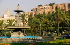 Malaga, Spain is often overlooked in favor of other Spanish cities. Malaga is an important beach and culintary destination on Spain's southern coast. Cities, Spain Holidays, Park City, Night Life, National Parks, Places To Visit, 11th Century, Paradise, Europe