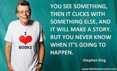 I ♡ books - Stephen King
