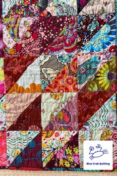 Modern Nurseries, Nursery Modern, Eclectic Quilts, Neutral Baby Quilt, Nursery Décor, Quilts For Sale, Triangle Pattern, Quilt Sizes, Patch