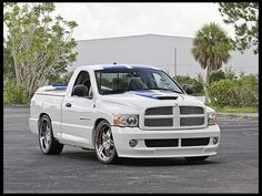 2005 Dodge Ram SRT/10 Pickup Supercharged V-10, SEMA Truck