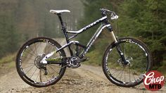 Cannondale Jekyll - go from fully ridged hard frame to front suspension to full suspension with the flip of a switch.