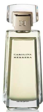 Carolina Herrera combines rose petal, jasmine, and amber