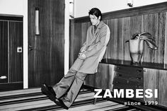 Vinnie Woolston for Zambesi SS 2015/16 Campaign by Marissa Findlay