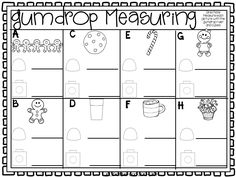 Awesome winter centers for literacy, writing, and math