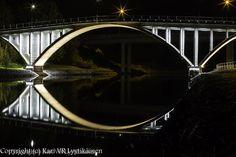 Silta, Jyväskylä, Äijälä, Äikälän silta Bridge, Bridges, Attic, Bro