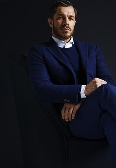 Navy blue at its best. Atelier Scotch Anzüge | Scotch & Soda Online-Store