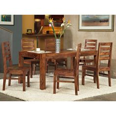 Langtry 8-piece Dining Set @costco | Home! | Pinterest | Products ...