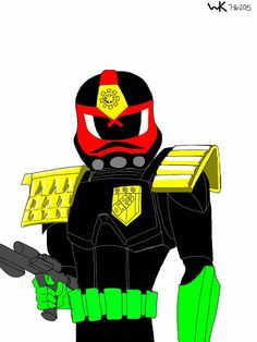 judge dredd/stormtrooper