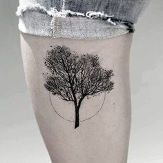 40 New And Trendy Dot Work Tattoo Ideas For 2016 - Bored Art
