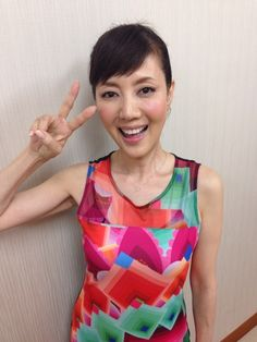戸田恵子さんの水着