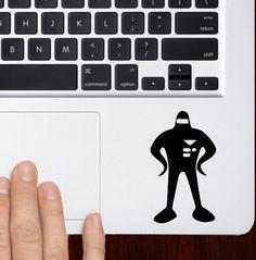 Earthbound Decal Sticker Vinyl For All Laptop Keyboard Design.
