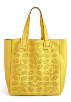 Orla Kiely The Dandelion in Winter Bag | Mod Retro Vintage Bags | ModCloth.com